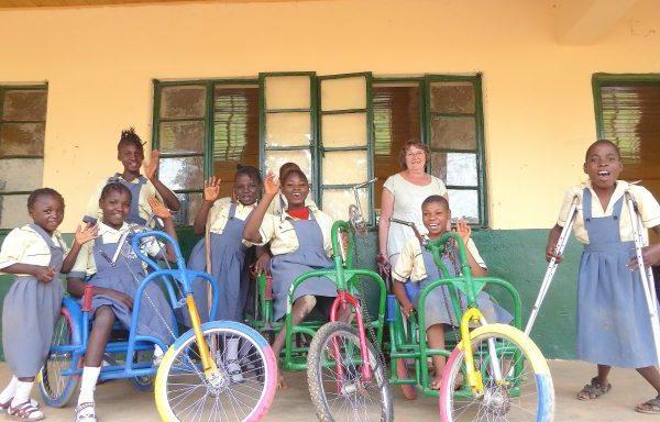 School voor kinderen met en zonder een beperking (Nigeria)