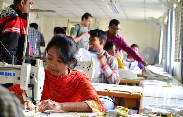 Vocational Training Centre bij het Holland Children House (Bangladesh)